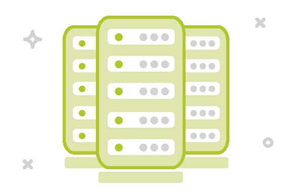High-level data center services   RUBICON