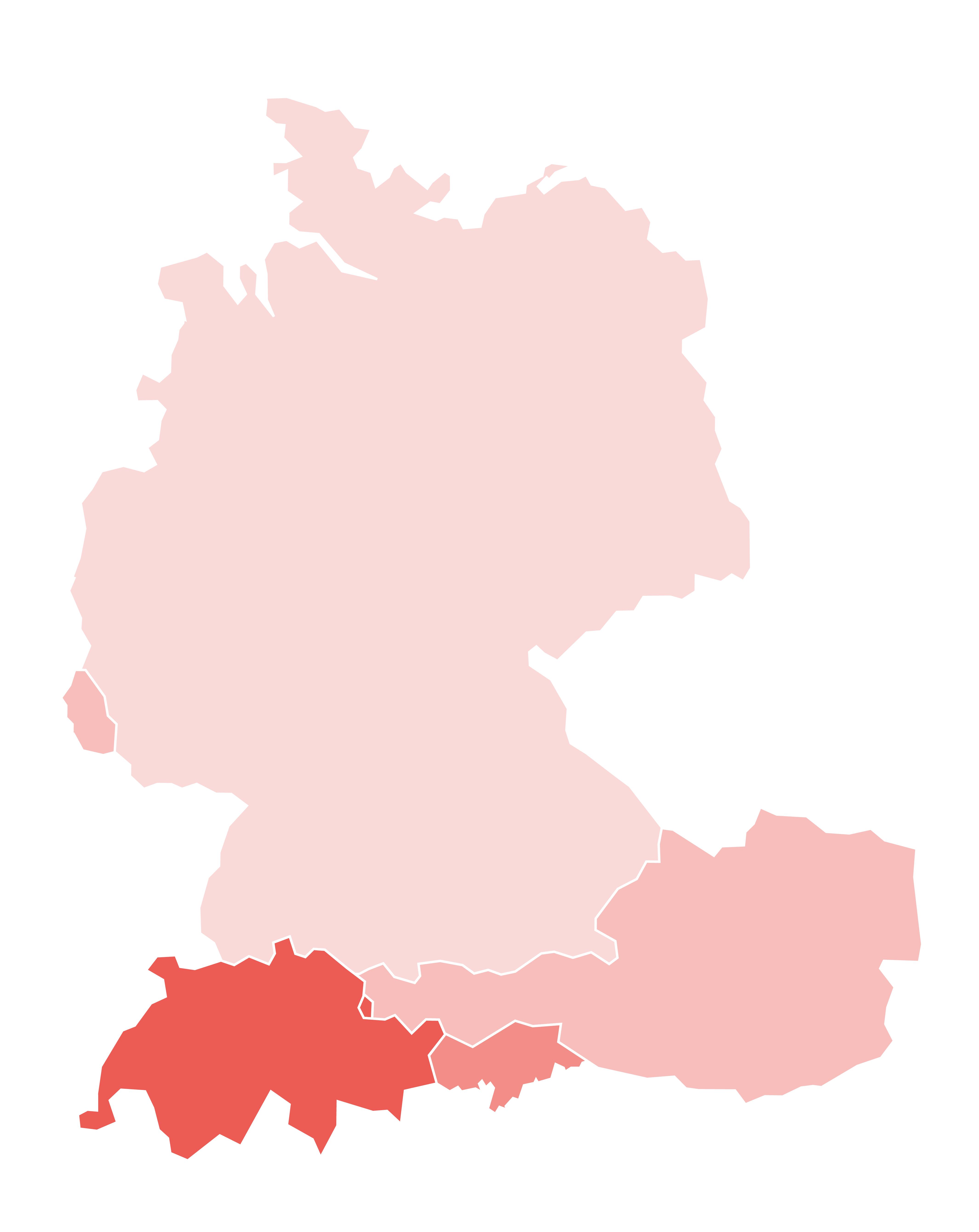 Nova Find in Österreich, Schweiz, Lichtenstein