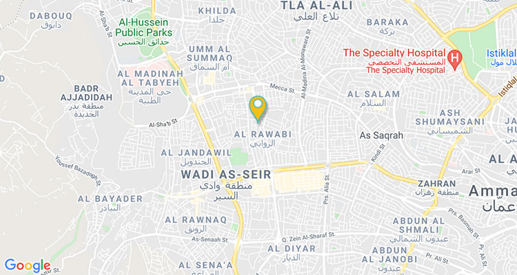 RUBICON Amman GoogleMaps