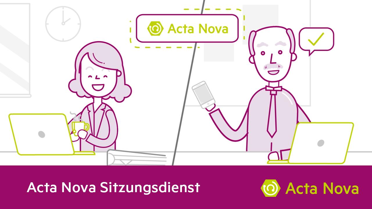 Rubicon Acta Nova Sitzungsdienst YT Thumb DE