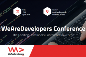 WeAreDevelopers Conference